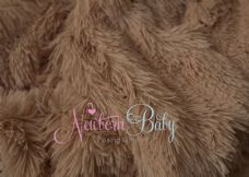 NEW! Camel Long Pile Fur
